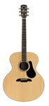 Alvarez ABT60E Baritone Acoustic Electric Guitar Natural