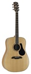 Alvarez AD90 Koa Dreadnought Acoustic Guitar Natural