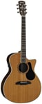 Alvarez AG75CE Grand Auditorium Acoustic Electric Cutaway Guitar