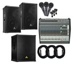 AMS Behringer Club Package PA System