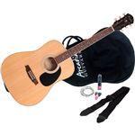Arcadia DL36 1/2 Size Acoustic Guitar Package