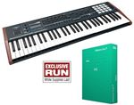 Arturia Keylab 61 61 Key USB Keyboard Controller with Ableton Live Intro Black