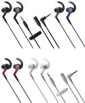Audio Technica ATH-CKP500 Sport-fit In-ear Earbuds