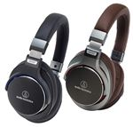 Audio-Technica ATH-MSR7 SonicPro Over-Ear Headphones
