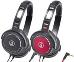 Audio Technica ATH-WS55 Solid Bass Audio Headphones