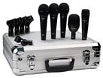 Audix Band Pack BP5F Fusion Microphone Package