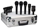 Audix Band Pack BP5PRO Microphone Package