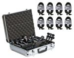 Audix DP Elite 8 8-Piece Drum Microphone Package