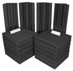 Auralex Project2 Roominator Studiofoam Acoustic Foam Room Kit Charcoal