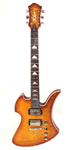 BC Rich Masterpiece Mockingbird Electric Guitar