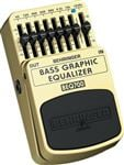 Behringer BEQ700 Bass Graphic 7-Band Equalizer Pedal