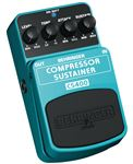 Behringer Compressor Sustainer CS400 Effects Pedal