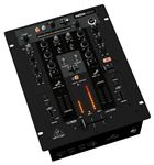 Behringer NOX404 Premium 2 Channel DJ Mixer-Previously Sold