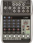 Behringer Xenyx Q802USB USB Audio Mixer-Used
