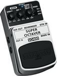 Behringer SO400 Super Octaver Octave Guitar Effects Pedal
