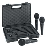 Behringer XM1800S Ultravoice Vocal Dynamic Microphones