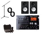 Boss BR800 Multitrack Digital Recording Package