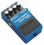 Boss CS3 Compressor Sustainer Pedal