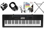 Casio CTK2300 61 Key Portable Keyboard Ultimate Package