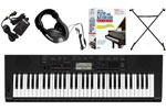 Casio CTK3200 61 Key Learn to Play Keboard Package