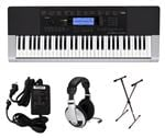 Casio CTK4400 61 Key Portable Keyboard Premium Package