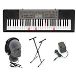 Casio LK165 61 Lighted USB Keyboard Package