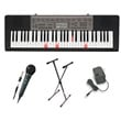 Casio LK165 61 Lighted Keyboard with Microphone