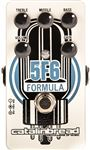 Catalinbread Formula 5F6 Tweed Bassman Overdrive Guitar Pedal