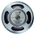 Celestion Heritage G1265 12 Inch Guitar Speaker 65 Watts 8 Ohms