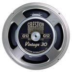 Celestion Vintage 30 12 Inch Guitar Speaker 60 Watts 8 Ohms