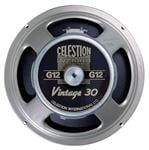 Celestion Vintage 30 12 Inch Guitar Speaker 60 Watts 16 Ohms