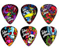 Clayton Snakes and Daggers Medium Guitar Pick 12 Pack
