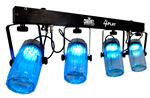 Chauvet DJ 4PLAY CL Moonflower Light Bar Lighting Effect