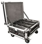 Chauvet Freedom Charge 9 Charging Flight Case