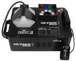 Chauvet DJ Geyser RGB Jr Fog Machine with Lighting Effects