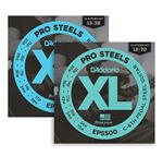 DAddario EPS XL ProSteels Pedal Steel Strings