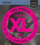 D'Addario EPS170-6SL ProSteel 6 String Bass Guitar Strings