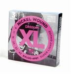 DAddario EXL120 Electric Guitar Strings 3 Pak w/Free EXL120BT
