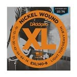 D'Addario EXL140-8 Nickel Wound 8-String Electric Guitar Strings 10-74
