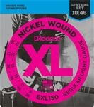 D'Addario EXL150 Nickel Wound 12-String Electric Guitar Strings 10-46