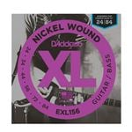 D'Addario EXL156 XL Nickel Wound Fender Bass VI Strings