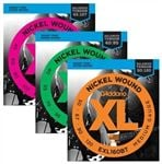 DAddario XL Balanced Tension Nickel Wound Bass Strings