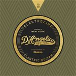 D'Angelico Electrozinc Strings Rock