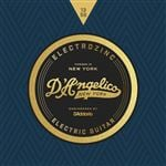 Dangelico Electrozinc Strings Jazz with Wound 3rd String
