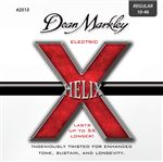 Dean Markley 2513 Helix HD Electric Guitar Strings Regular 10-46