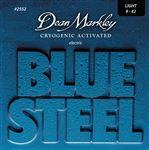 Dean Markley 2552 Blue Steel Electric Guitar Strings Light 9-42