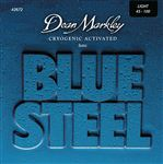 Dean Markley 2672 Blue Steel Bass Guitar Strings Light 45-100