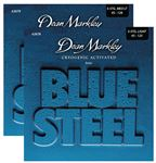 Dean Markley 2678 Blue Steel Bass Guitar Strings 5 String