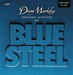 Dean Markley 2678 Blue Steel Bass Guitar Strings 5-String Light 45-125