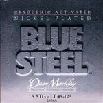 Dean Markley 2678A Blue Steel NPS Bass Guitar Strings 5-String